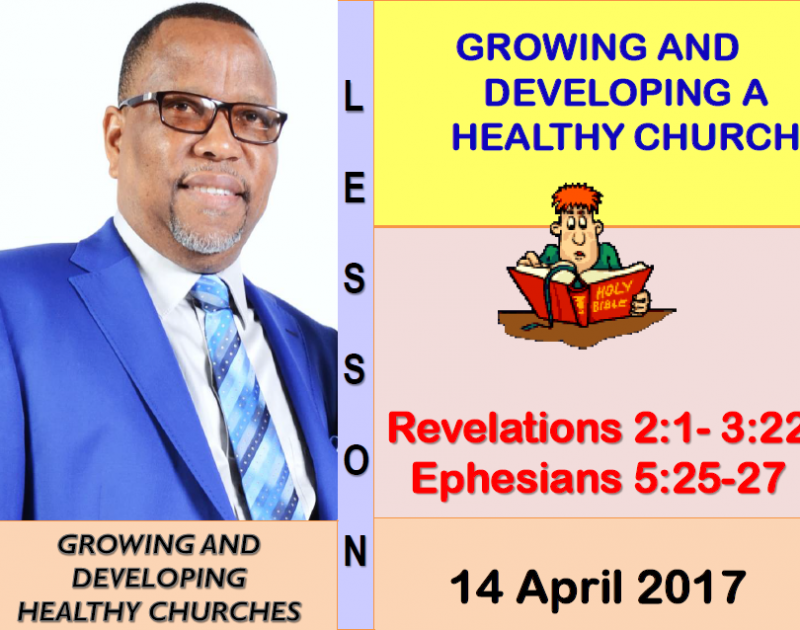 Growing & Developing a Healthy Church